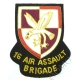 16 Air Assault Brigade Blazer Badge