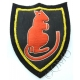 7th Armoured Division The Desert Rats Blazer Badge