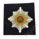 Irish Guards Deluxe Blazer Badge
