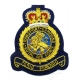 RAF Royal Air Force Transport Command Deluxe Blazer Badge