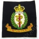 RAMC Royal Army Medical Corps Deluxe Blazer Badge