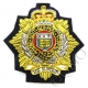 RLC Royal Logistic Corps Deluxe Blazer Badge