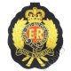 Royal Engineers Deluxe Blazer Badge QC