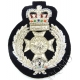Royal Green Jackets Deluxe Blazer Badge