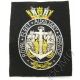 Royal Navy Fleet Auxiliary Service Blazer Badge