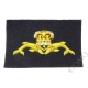 Royal Navy Submariners Deluxe Blazer Badge