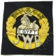 SWB South Wales Borderers Deluxe Blazer Badge