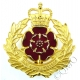 Duke Of Lancasters Regiment Cap Badge