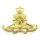 Royal Artillery Cap Badge QC & KC