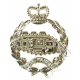 RTR Royal Tank Regiment Cap Badge QC