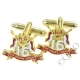 16th/5th Lancers Cufflinks (Metal / Enamel)
