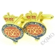 Grenadier Guards Cufflinks (Metal / Enamel)