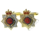 RASC Royal Army Service Corps Cufflinks (Metal / Enamel)