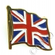 Union Jack / Great Britain Flag Lapel Pin Badge (Metal / Enamel)