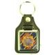 RLC Royal Logistic Corps Leather Medallion Keyring
