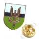 63 SAS Signal Squadron Lapel Pin Badge (Metal / Enamel)