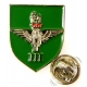 3rd Btn The Parachute Regiment Shield Lapel Pin Badge (Metal / Enamel)