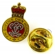 7th Queens Own Hussars Lapel Pin Badge (Metal / Enamel)