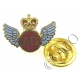 RLC Royal Logistic Corps Air Despatch Lapel Pin Badge (Metal / Enamel)