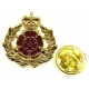 Duke Of Lancasters Regiment Lapel Pin Badge (Metal / Enamel)