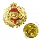 KORBR Kings Own Royal Border Regiment Lapel Pin Badge (Metal / Enamel)