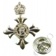 MBE Member Of The British Empire Lapel Pin Badge (Metal / Enamel)