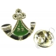 Ox & Bucks Light Infantry Lapel Pin Badge (Metal / Enamel)