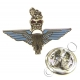 The Parachute Regiment Lapel Pin Badge (Metal / Enamel)