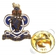 The Queens Royal Hussars Lapel Pin Badge (Metal / Enamel)