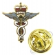 RAF Royal Air Force Medical Lapel Pin Badge (Metal / Enamel)