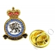 RAF Royal Air Force Police Lapel Pin Badge (Metal / Enamel)