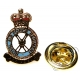 RAF Royal Air Force Regiment Lapel Pin Badge (Metal / Enamel)