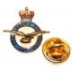 RAF Royal Air Force Lapel Pin Badge (Metal / Enamel)