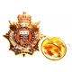 RLC Royal Logistic Corps Lapel Pin Badge (Metal / Enamel)