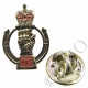 RAC Royal Armoured Corps Lapel Pin Badge (Metal / Enamel)