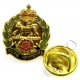 Royal Hampshire Regiment Lapel Pin Badge (Metal / Enamel)