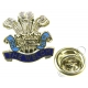 The Welch Regiment Lapel Pin Badge (Metal / Enamel)