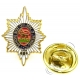 The Worcestershire Regiment Lapel Pin Badge (Metal / Enamel)