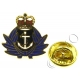 WRNS Womens Royal Naval Service Lapel Pin Badge (Metal / Enamel)