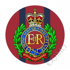 Royal Engineers Fridge Magnet / Bottle Opener