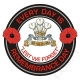10th Royal Hussars Remembrance Day Sticker