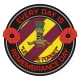 11th Hussars (Prince Albert's Own) Remembrance Day Sticker