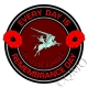 Airborne Division / Forces Remembrance Day Sticker