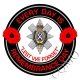 The Black Watch Remembrance Day Sticker