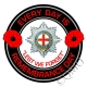 Coldstream Guards Remembrance Day Sticker