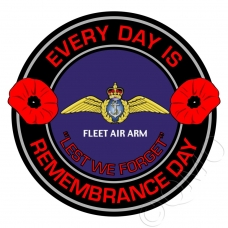 FAA Fleet Air Arm Remembrance Day Sticker