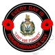 KOSB Kings Own Scottish Borderers Remembrance Day Sticker