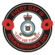 RAF Royal Air Force Mountain Rescue Service Remembrance Day Sticker