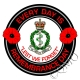 RAMC Remembrance Day Sticker