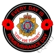 RLC Royal Logistic Corps Remembrance Day Sticker
